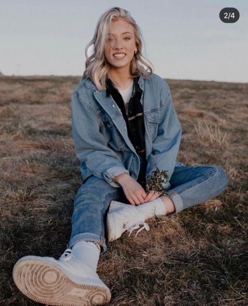 Райли Хубатка - американка из ТикТок - сколько лет (возраст)